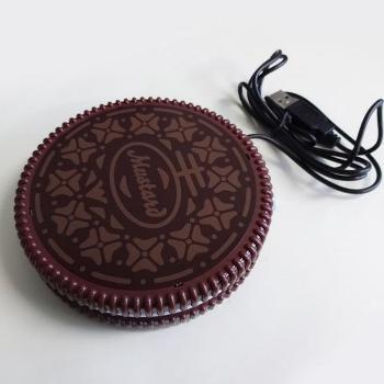 ホットクッキー USBドリンクウォーマー